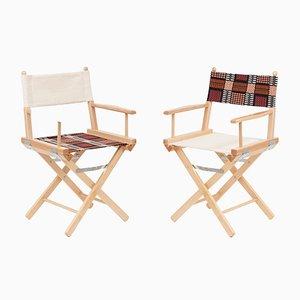 Director's Chairs #37 und #38 von Telami & Rossana Orlandi
