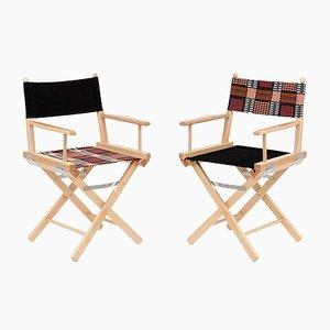 Director's Chairs #39 und #40 von Telami & Rossana Orlandi