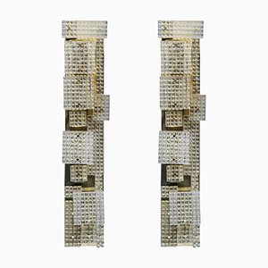 Tall Wall Sconces by Glustin Creation, Set of 2