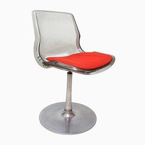 Vintage Stuhl aus Polystyrol von Svante Schöblom für Overman