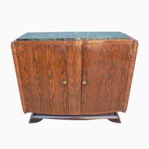 Bufet Art Déco de palisandro, años 30