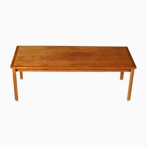 Table Basse 302 en Teck par Børge Mogensen pour Fredericia, 1960s