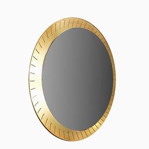 Espejo iluminado de Stilnovo, años 50
