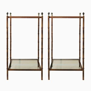 Tables d'Appoint Vintage, Set de 2
