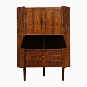 Vintage Rosewood Cabinet from Omann Jun
