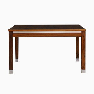 Vintage Danish Rosewood Coffee Table by Kai Kristiansen