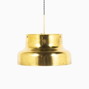 Lampe à Suspension Bumling par Anders Pehrson pour Ateljé Lyktan, 1968