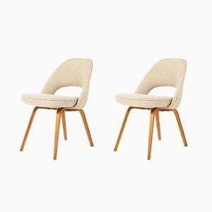Chaises de Direction par Eero Saarinen pour Knoll International, 1950s, Set de 2