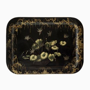 Large French Napoleon III Tray