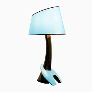 Ceramic Table Lamp, 1960s