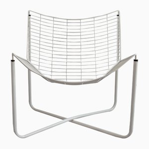 Jarpen Wire Chair By Niels Gammelgaard For Ikea, 1980s