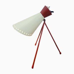 Modell 1618 Dreibein Tischlampe von Josef Hurka für Napako, 1954