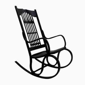 824 Rocking Chair by Gustav Siegel, 1900s