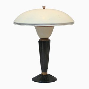 Lámpara de mesa vintage de Eileen Gray para Jumo