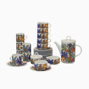 Acapulco Series Coffee Service Set by Christine Reuter for Villeroy & Boch, 1960s