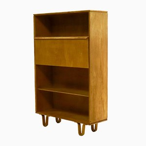 Pastoe BB04 Birch Series Secretaire by Cees Braakman for Pastoe, 1960s