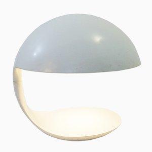 Lámpara de mesa modelo 629 o Cobra de Elio Martinelli, años 60