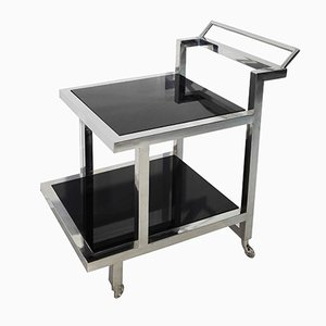 Bauhaus High Gloss Serving Table, 1930s