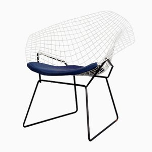 Model 421 Diamond Chair by Harry Bertoia for Knoll, 1970s