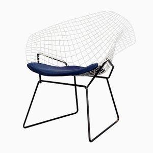 Modell 421 Diamond Chair von Harry Bertoia für Knoll, 1970er