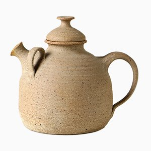 Danish Sandstone Teapot, 1960s