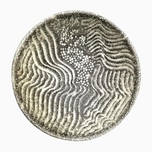 Ceramic Stoneware Bowl by Carlo Zauli, 1970s
