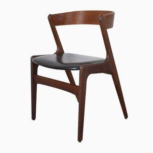 Chaise Fire Vintage par Kai Kristiansen pour Schou Andersen, Danemark