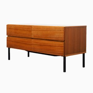 Walnut Chest of Drawers, 1960s