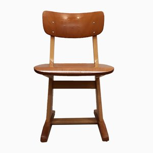 Mid-Century School Chair by Carl Sasse for Casala