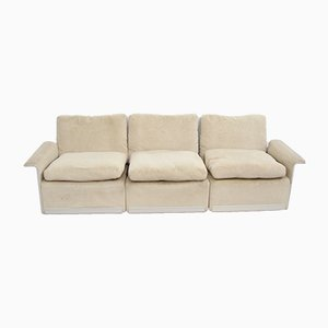 Vintage 620 3-Seater Sofa by Dieter Rams for Vitsoe
