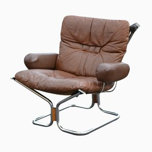 Wing Lounge Chair by Harald Relling for Westnofa, 1970s