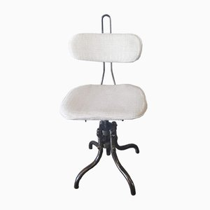 Chaise Pivotante Industrielle Vintage de Roneo