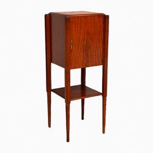 Mueble Art Déco pequeño de vinilo, años 20