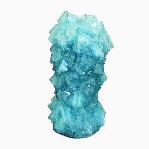 043 Kristallglas Vase von Isaac Monté, 2018