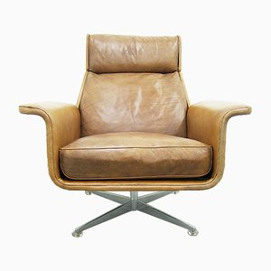 Swivel Armchair from Hans Kaufeld, 1960s