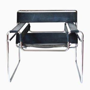Chaise B3 Wassily par Marcel Breuer pour Gavina, 1970s