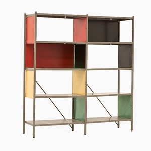 Nr. 663 Bücherregal von Wim Rietveld für Gispen, 1954