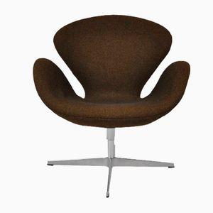 Swan Easy Chair by Arne Jacobsen for Fritz Hansen, 1950s