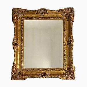 Antiker Spiegel im Louis XV Stil