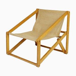 London Folding Chair by Günter Sulz for Behr & Sulz, 1970s