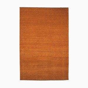 Laama o alfombra de lana tejida a mano de Kristiina Lassus