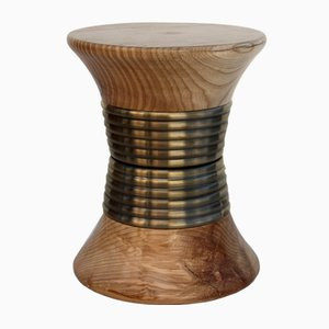 Padaung Stool from Covet Paris