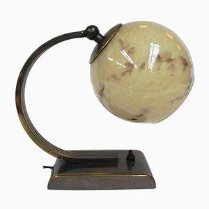 Art Deco Adjustable Desk Lamp