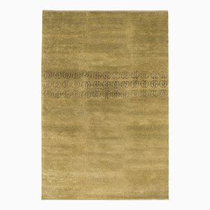 Kotana BE by Kristiina Lassus, handknotted rug in wool