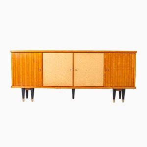 Large Modernist Credenza, 1940s