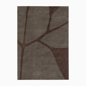 Konko Hand-Knotted Rug in Wool by Kristiina Lassus