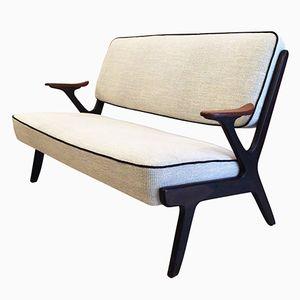 Dänisches Mid-Century 2-Sitzer Sofa, 1960er