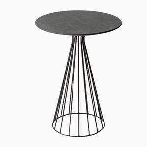 Table Basse SoHo en Pierre Savoy Laminam par Alessio Elli pour Elli Design
