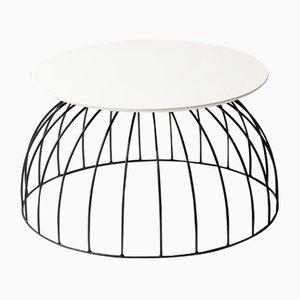 Washington Fenix Bianco NTM Beistelltisch von Alessio Elli für Elli Design