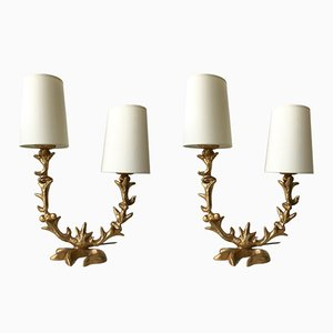 French Lamps by Mathias for Fondica, 1995, Set of 2